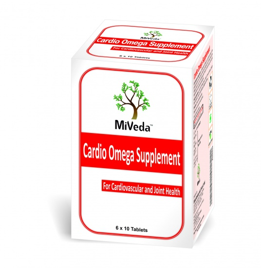 CO (Cardio Omega) Supplement
